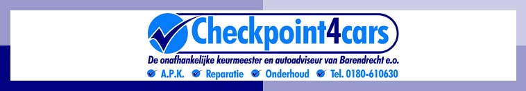 Checkpoint4cars